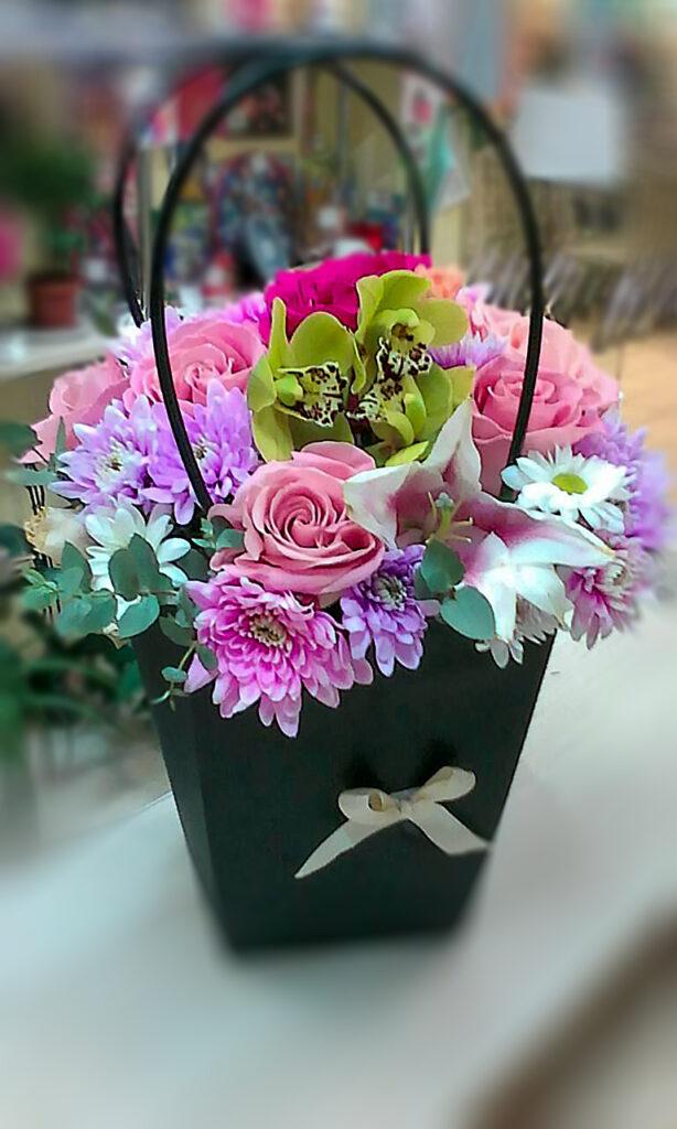 Композиции из цветов в Могилеве - www.byketik.by